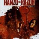 VO1040A Hanzo the Razor Snare - Kazuo Koike manga movie DVD