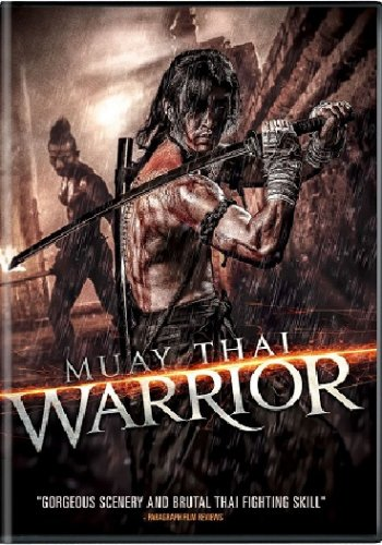 VO1046A Muay Thai Warrior / Yamada Way of Samurai martial arts action movie DVD