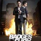 VO1120A Badges Of Fury Jet Li - Hong Kong Police Martial Arts Action movie DVD subtitled