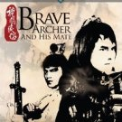 VO1129A Brave Archer and His Mate - Hong Kong Kung Fu Martial Arts Action movie DVD
