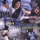 VO1130A Brave Archer 6 Heroes Shed No Tears - Kung Fu Martial Arts Action movie DVD