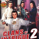 VO1147A Clans of Intrigue 2 Legend of the Bat - Kung Fu Cult Classic movie DVD subtitled