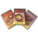 VT5000P-DVD  3 DVD Set Traditional Japanese Cooking How To: Kaiseki, Oshogatsu, Nabemono