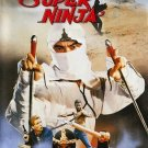 VO1850A  Super Ninja DVD kung fu martial arts action Alexander Lou English dubbed