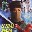 VO1853A  Lethal Ninja DVD kung fu martial arts action Shengyi Huang, Eddy Ko
