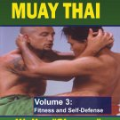 VD5226A Combat Muay Thai #3 Training Secrets Street Tech DVD Walter Michalowski CMT03-D