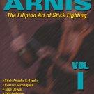 VD5530A  Modern Arnis Filipino Stick Fighting #1 attacks, takedowns ++ DVD Remy Presas
