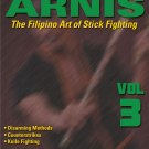 VD5532A  Modern Arnis Filipino Stick Fighting #3 disarms, knives, weapons DVD Remy Presas