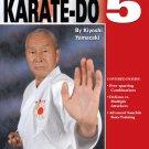 VD5540A  Japanese Shotokan Karate #5 Sparring, Advanced Sanchin ++ DVD Kiyoshi Yamazaki