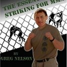 VL0804A  Essentials of Striking for MMA DVD Coach Greg Nelson grappling bjj submission