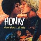 VO1870A  1971 Blaxploitation Honky DVD Brenda Sykes, John Nielson, Marion Ross