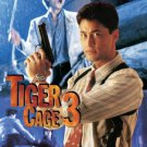 VO1866A  Tiger Cage 3 DVD Yuen Woo Ping, Cheung Kwok-Leung martial arts action dubbed