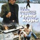 VO1867A  The Man from Hong Kong DVD Jimmy Wang Yu, George Lazenby kung fu action English