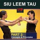 VD5247A Wing Chun Gung Fu Siu Leem Tau #2 DVD Randy Williams WCW18-D