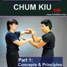 VD5250A Wing Chun Gung Fu Chum Kiu Concepts #1 DVD Randy Williams WCW21-D