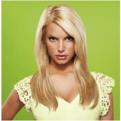 """Jessica Simpson Clip-In Hair Extensions - 22"""" Straight"""