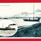 """JAPAN Japanese Postcard Nippon Yusen N.Y.K. Ocean Liner S.S. """"KAMOMARU"""" Ship Boat #EOA53"""