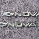 OEM Nova Body/Dash Emblems. Type 2