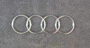 OEM Audi Body/Dash/Trunk Emblem 18cm