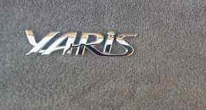 OEM Toyota Yaris Body/Dash Emblem