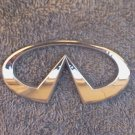 OEM Infiniti Body, Dash, Trunk Emblem. 8cm