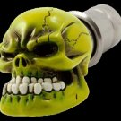 Green Skull Car Lighter