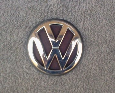 OEM Volkwagen, VW Body/Dash/Trunk Emblem. 8.5cm