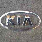 OEM Kia Body/Dash Emblem. 10cm
