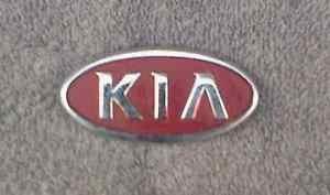 OEM Kia Body/Dash Emblem. 8cm