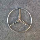 OEM Mercedes Body/Dash Emblem. 10cm
