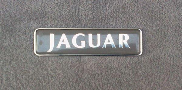 OEM Jaguar Body/Dash/Trunk Emblem