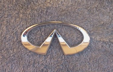 OEM Infiniti Body, Dash, Trunk Emblem. 9.5cm