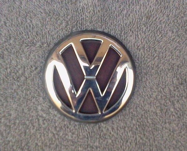 OEM Volkwagen, VW Body/Dash/Trunk Emblem. 8cm Type 2