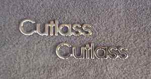 OEM Oldsmobile Cutlass Body/Dash Emblems - Pot Metal!