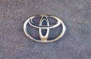 OEM Toyota Body/Dash/Trunk Emblem. 8.5cm
