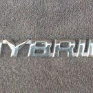 OEM Hybrid Body/Dash/Trunk Emblem
