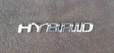 OEM Hybrid Body/Dash/Trunk Emblem