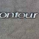 OEM Ford Contour Body/Dash Emblem