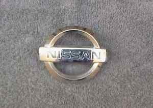 OEM Nissan Body/Dash Emblem. 7.8cm