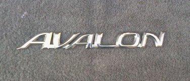 OEM Toyota Avalon Body/Dash/Trunk Emblem. 20.7cm