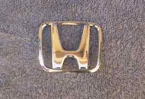 OEM Honda Body/Dash/Trunk Emblem. 6.7cm