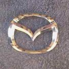 OEM Mazda Body/Dash/Trunk Emblem. 10.5cm