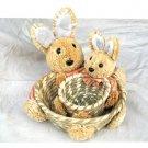 26915-ruchworked baskets with rabbit