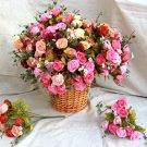 71003 flower PVC roses