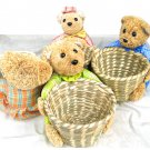 26904 small baskets with bear
