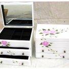 65101 wood jewel cases