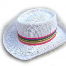 Straw hat item no.22227 for adults