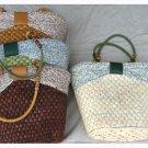 straw bags item no.27421