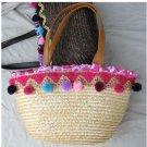 straw bags item no.27414