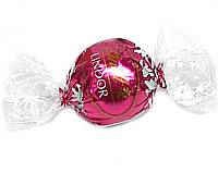 Raspberry Lindor Chocolate Truffles